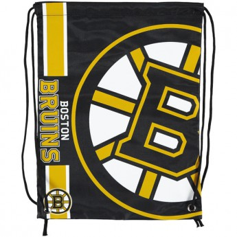 Boston Bruins tornaszatyor NHL Big Logo Drawstring