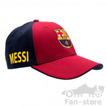 FC Barcelona Messi baseball sapka