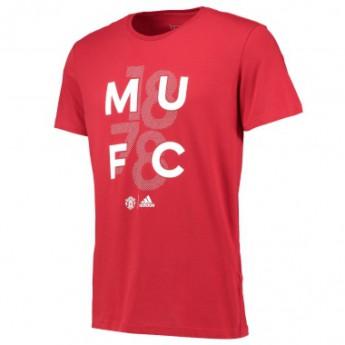 Manchester United GR GO férfi póló