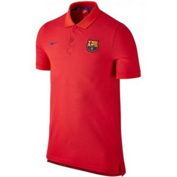 FC Barcelona GS SLIM Férfi galléros póló
