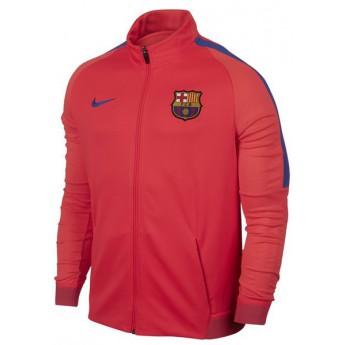 FC Barcelona Nike strke trk férfi kabát