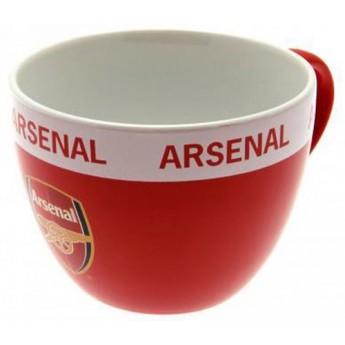 FC Arsenal bögre Cappuccino logo
