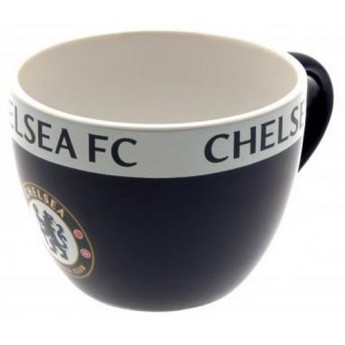 FC Chelsea bögre Cappuccino logo