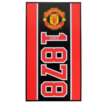 Manchester United törölköző Since 1878