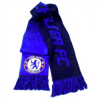 FC Chelsea Club blue kötött sál