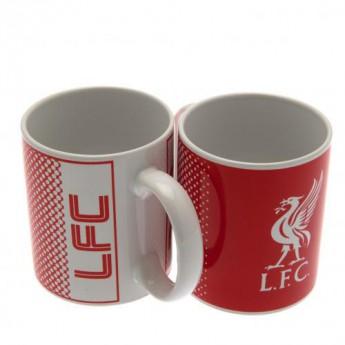 FC Liverpool bögre Red mug FD