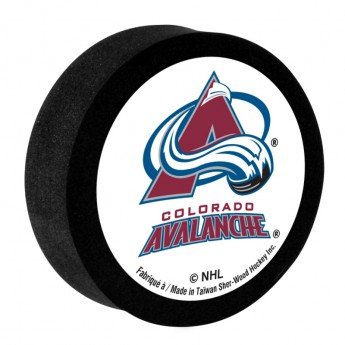 Colorado Avalanche Hab Korong White Sher-Wood
