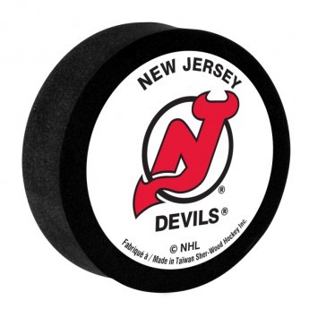 New Jersey Devils hab korong White Sher-Wood