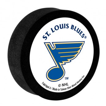 St. Louis Blues Hab Korong White Sher-Wood