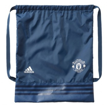 Manchester United kék szatyor Gym Bag blue