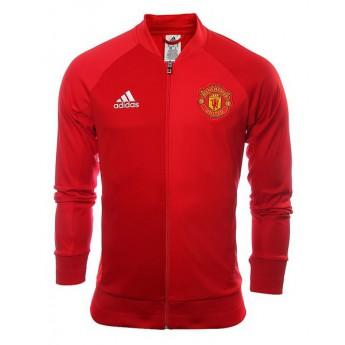 Manchester United férfi piros kabát anthem red