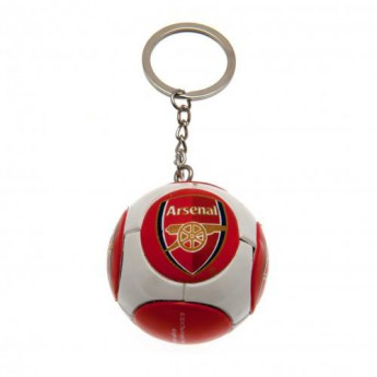 FC Arsenal kulcstartó futball labda