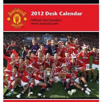 Manchester United 2012-es naptár