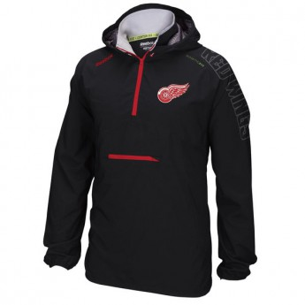 Detroit Red Wings Kabát CI Anorak Pullover Jacket