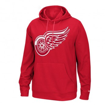 Detroit Red Wings Pulóver Playbook Hood 2016