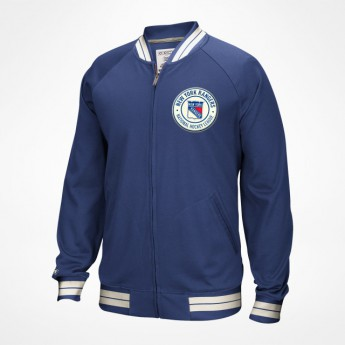 New York Rangers Kabát Full Zip Track Jacket 2016