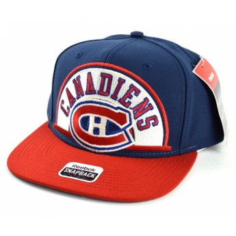 Montreal Canadiens Siltes sapka Arched Snapback