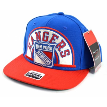 New York Rangers Siltes sapka Arched Snapback