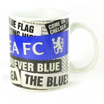 FC Chelsea The Blues kerámia bögre
