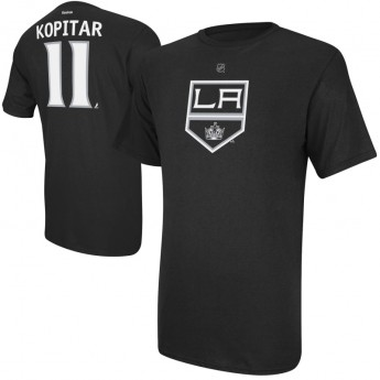 Los Angeles Kings gyerek póló Anze Kopitar NHL Name & Number