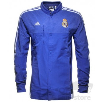 Real Madrid férfi ing azul superior