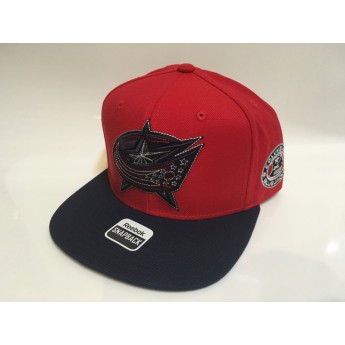 Columbus Blue Jackets Siltes sapka Two Tone Snapback