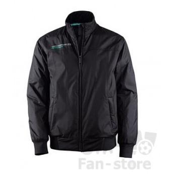 Mercedes AMG Petronas férfi kabát schwarz wind