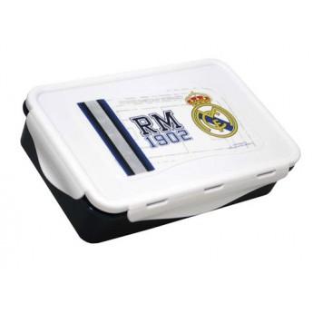 Real Madrid tízórai doboz 1902