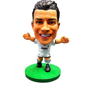 Real Madrid gyűjtőknek figura Ronaldo