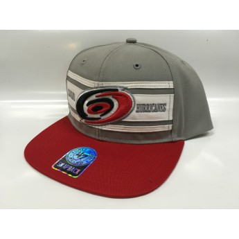 Carolina Hurricanes Siltes sapka Three Stripes Snapback