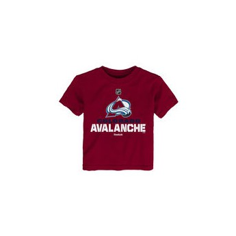 Colorado Avalanche gyerek póló NHL Clean Cut