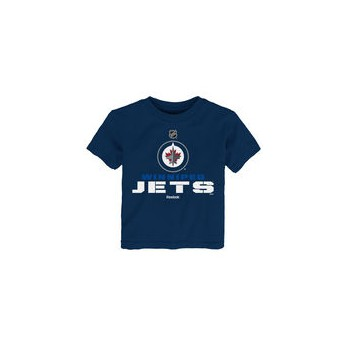 Winnipeg Jets Gyerek póló NHL Clean Cut