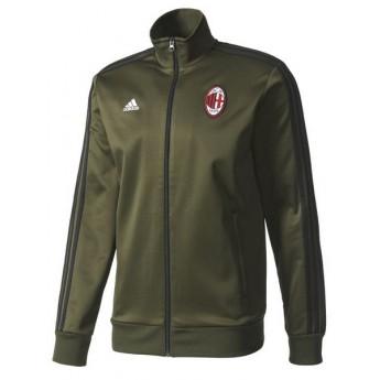 AC Milan férfi zöld kabát green 3S Trk Top