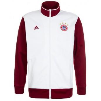 Bayern München férfi fehér kabát white 3S Trk Top