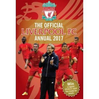 FC Liverpool évkönyv 2016/2017