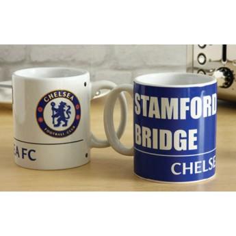 FC Chelsea stadium kerámia bögre 2db