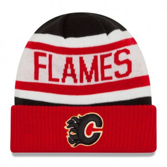 Calgary Flames gyerek Téli sapka New Era Biggest Fan