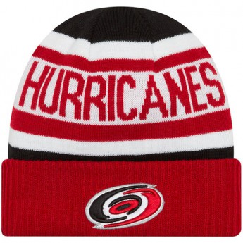Carolina Hurricanes gyerek Téli sapka New Era Biggest Fan