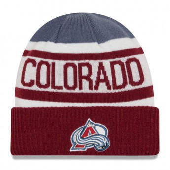 Colorado Avalanche gyerek téli sapka New Era Biggest Fan