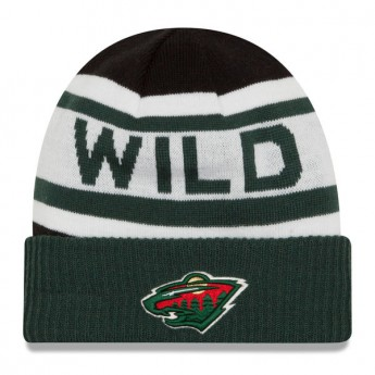 Minnesota Wild gyerek Téli sapka New Era Biggest Fan