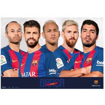 FC Barcelona asztali alátét team fcb