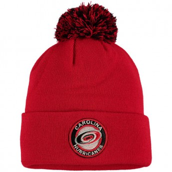 Carolina Hurricanes téli sapka Zephyr Seal Knit
