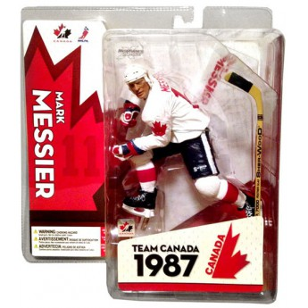 Canada team bábú Mc Farlane Mark Messier 1987