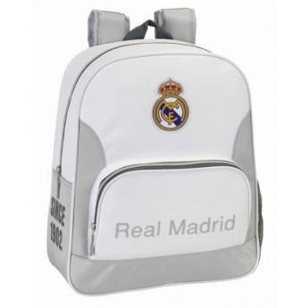 Real Madrid hatizsák junior white since 1902