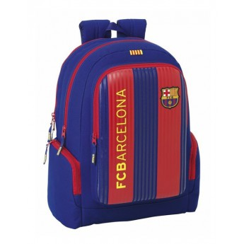 FC Barcelona laptop hátizsák striped