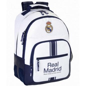 Real Madrid best Club Of The Word white hátizsák