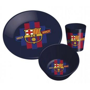FC Barcelona konyhai szett visca