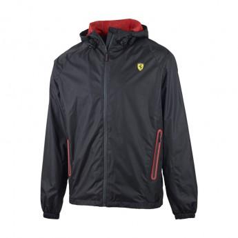 Ferrari férfi kabát Windbreaker black F1 Team