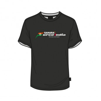 Force India férfi póló Fan Sahara