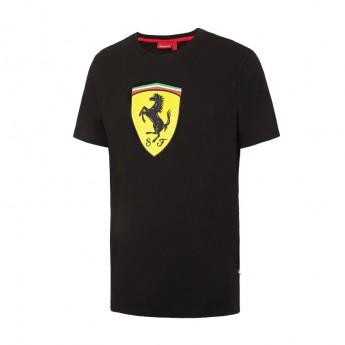 Ferrari férfi póló Classic black F1 Team 2016